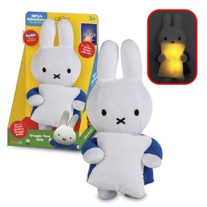 Miffy Plush - Sleeping Pillow - 20cm 8""