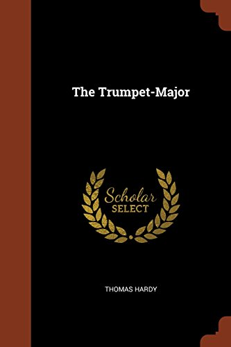 Book cover for The Trumpet-Major