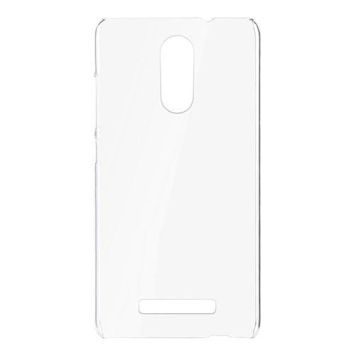 Celzo Silicon Transparent Back Cover Case for Micromax Canvas EvokE483(5.5)