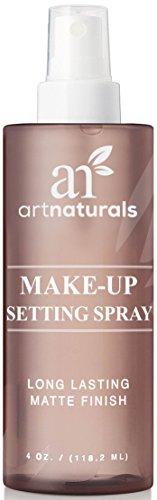 ArtNaturals Espray Fijador De Maquillaje - (4 Fl Oz/120ml) - Acabado Mate - Matte Makeup Setting Spray