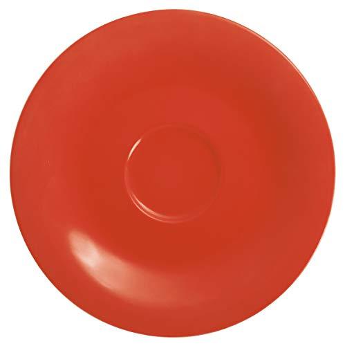 KAHLA Pronto Colore Espresso-Untertasse 12 cm rot