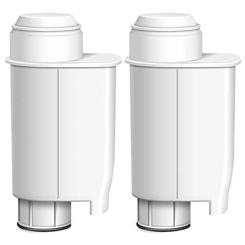 Waterdrop TÜV SÜD zertifizierter Wasserfilter, kompatibel mit Brita Intenza+ Philips Saeco CA6706/48 CA6702/00 Gaggia Mavea Intenza RI9113/60 (2 Stücke)
