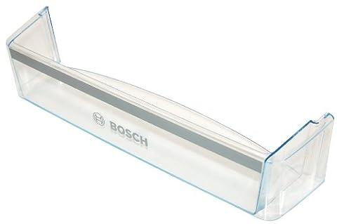 Bosch Fridge Freezer Lower Bottle Shelf. Genuine part number 665153