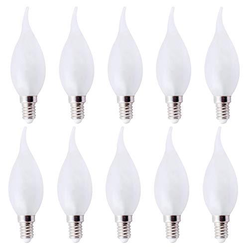 Glühbirne E14 - Packung mit 10 Leuchtmittel E14 dimmbar gebraucht kaufen  Wird an jeden Ort in Deutschland
