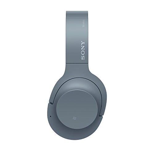 Sony WH-H900N High-Resolution Kopfhörer, Kabelloser, Noise Cancelling, blau - 7