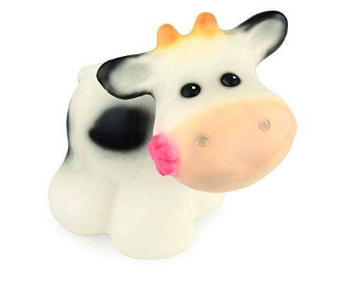 Niermann Standby Dekoleuchte Kuh Daisy, Plastik, 6 W, Mehrfarbig, 26 x 19 x 22 cm (Kuh Hello Kitty)