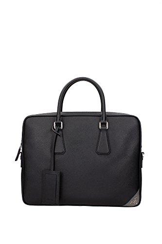 Prada Tasche (M-08-Ta-43948) - schwarz (Prada Herren Taschen)