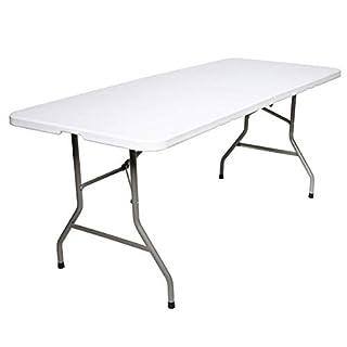 Rodnik Klappbarer Tisch Klapptisch Sonoma Eiche Mit Metallbeinen