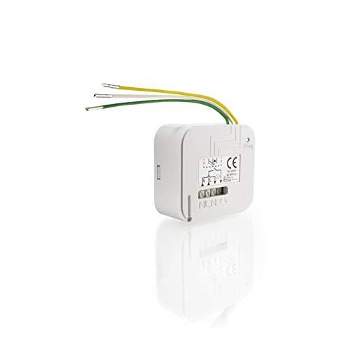 Somfy 2401161 - Micro-module d'éclairage RTS | Micro-récepteur éclairage ON/OFF | Compatible TaHoma