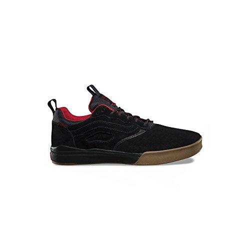 Zapatillas Vans ? UltraRange Pro (Spitfire) Cardiel Negro/Rojo/Caramelo Talla: 40