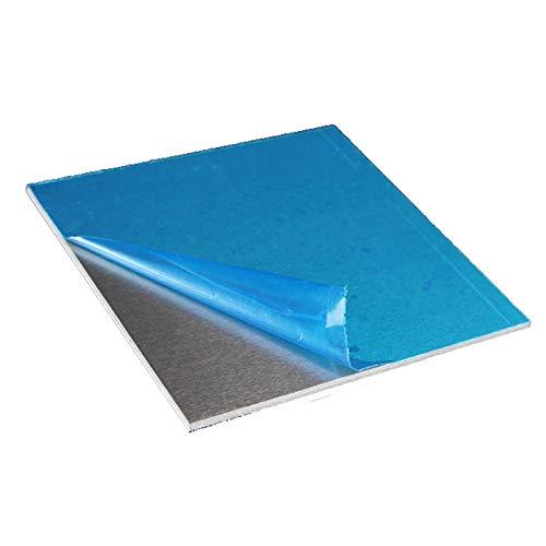ChenXi Shop 5052 H32 - Placa aluminio 5 x 200 x 200