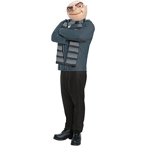 Me Kostüm Gru Aus Despicable - Adult Gru Fancy dress costume Standard