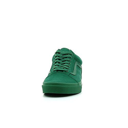 Vans Classic Slip-on - Scarpe da Ginnastica Basse, Unisex – Adulto Verdant Green