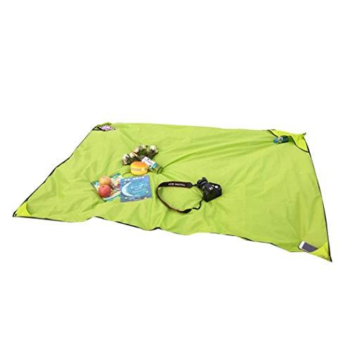 Ultrey Picknick Matten wasserdichte Outdoor-Zelte Rasenmatten Ausflug Picknick-Tuch Isomatten