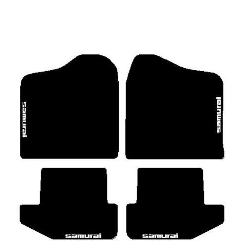 suzuki-samurai-alfombras-para-coche-juego-completo-de-alfombrillas-sobre-tamano-de-moqueta-negro-con