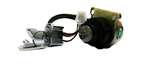 Road Religion Yamaha RX100 / RX 135 Complete Lock Set