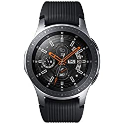 Samsung Galaxy Montre SM-R800NZSADBT 46mm (Bluetooth), Argent