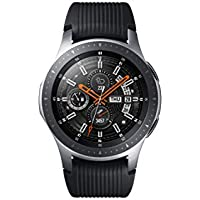 Samsung Galaxy Watch 46 mm (Bluetooth), Silber
