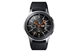 "Samsung Galaxy Watch. Diagonal de la pantalla: 3,3 cm (1.3""), Tipo de visualizador: AMOLED, Resolución de la pantalla: 360 x 360 Pixeles, Pantalla táctil, Frecuencia del procesador: 1150 MHz. Capacidad de RAM: 1500 MB, Memoria flash: 4 GB. Wifi. GPS ..."