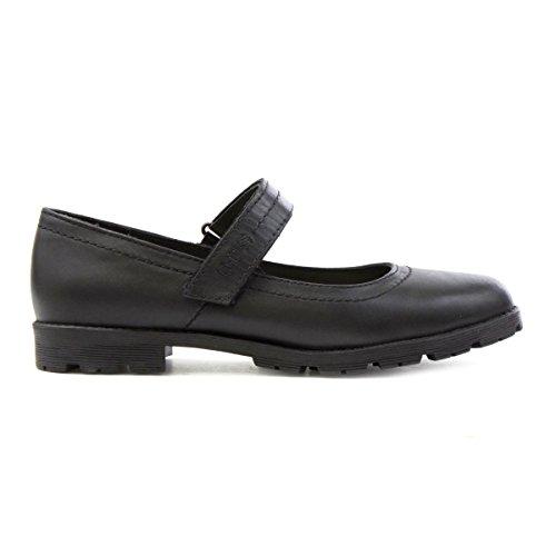 Buckle My Shoe , Mocassins pour fille Noir