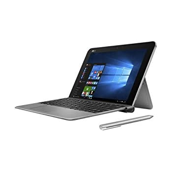 "Asus Transformer T102HA-GR036T Notebook Convertibile, Display 10.1"" HD, Processore Intel Atom Z8350, RAM 4 GB, 128 GB eMMC, Grigio"