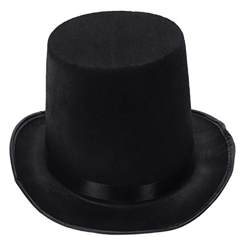 SODIALR Sombrero negro mago Sombrero Halloween Sombrero
