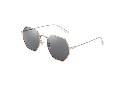 NHDZ Metal Multi Frame, Fashion Sunglasses, Women Street, Colorful Driving Mirror, Sunglasses.