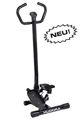 HUDORA Stepper Stairs, Schwarz, 65331