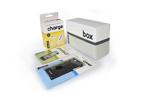 mydoodah Zubehör-Paket (für Apple iPhone 5)