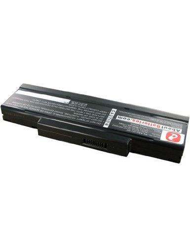 Batterie pour MEDION AKOYA X7811, Haute capacité, 11.1V, 6600mAh, Li-ion