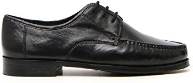 Max Dillan 7020 - Scarpe Stringate - Mocassini Uomo - Nero   Usato in durabilità    Maschio/Ragazze Scarpa