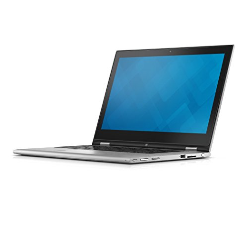 Dell 7359-4839 33,8 cm (13,3 Zoll) Laptop (Intel Core i7 6500U, 8GB RAM, 256GB HDD, Win 10 Home Touchscreen) schwarz/silber (13 Xps 2015 Dell 8gb)