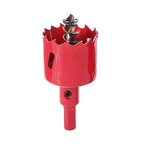 M42 53mm Lochsäge Bohrlochöffner Powerful Lochschneider Werkzeug für Holz, Aluminium, Eisen-Blatt-Rohr Kunststoff-1PC