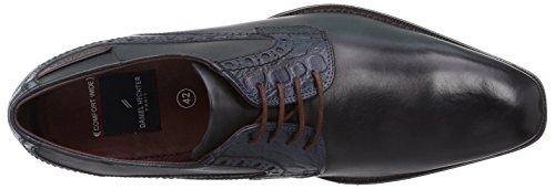 Daniel Hechter HB5703PR1W, Derbies à lacets homme Gris - Grau (dk,grau / blau 152)
