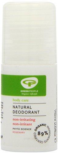 Organic Rosemary Deodorant - 75ml - Green People Organic Deodorant