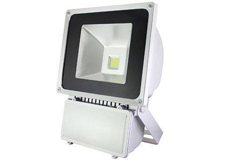 Ledino Ledisis High Power LED-Flutlichtstrahler, 80 W kalt-/warmweiß Kaltweiß