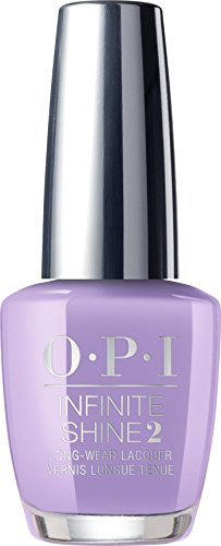 OPI Infinite Shine Nail Polish, In Pursuit of Purple, 15ml