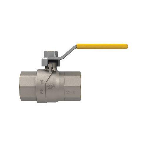 'f.i.v. – Vanne à bille pour gaz avec levier futurgas FF – 21/2
