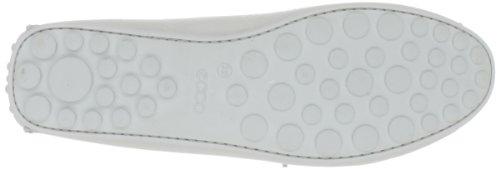 ECCO CUNO LADIES 341613, Damen Mokassins Weiß (White 01007)
