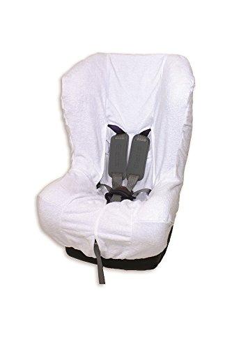 Cubierta CLAN Modelo Esponja asiento DEL BEBÉ Chicco Eletta Blanca