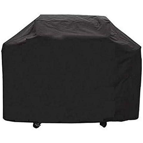 kokome Gas Grill parrilla parrilla cubre impermeable pesado deber Gas Barbacoa Grill cubierta cubierta para prueba de barbacoa al aire libre cocina partido protección contra la