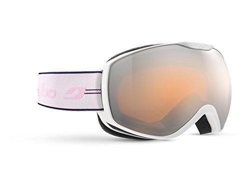 Julbo Ison Damen Skibrille, Weiß/Blau/Rosa/L+ Preisvergleich