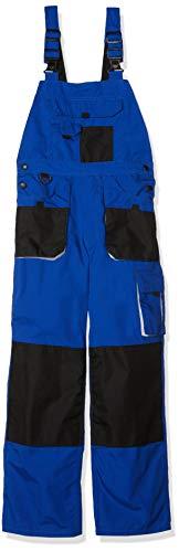 Arbeitslatzhose Herren Blau mit Kniepolstertaschen Größen S-XXXL Arbeitshose Latzhose arbeits Latzhose Qualität Arbeitskleidung