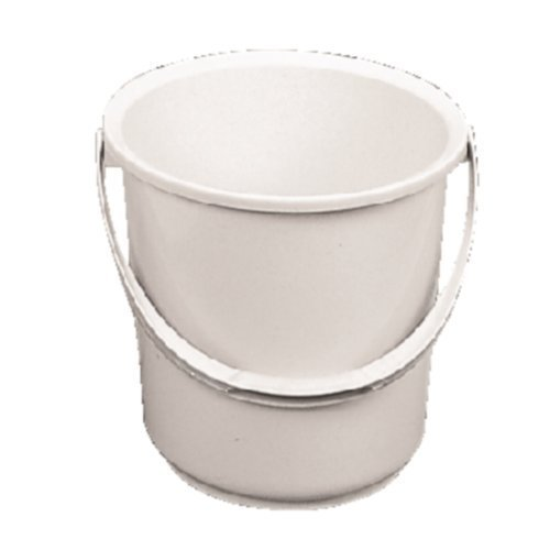Lucy white 2 gallon bucket