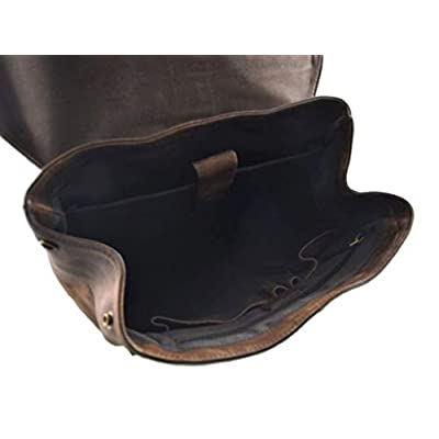 Vintage leather backpack genuine washed leather travel bag weekender sports bag gym bag leather shoulder ladies mens dark brown backpack - handmade-bags