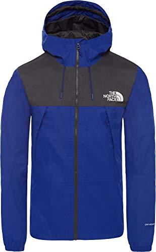 The north face 1990 mountain q giacca per la pioggia lapsis blue