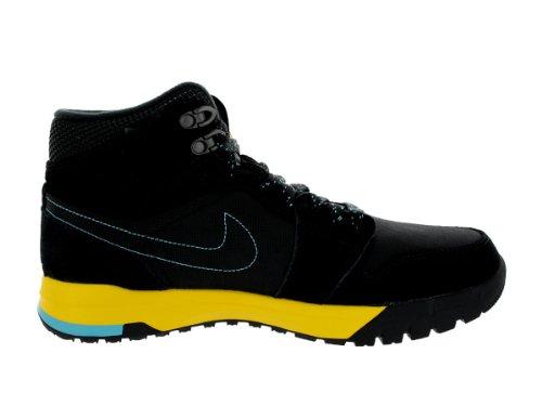 Nike Jordan Air Jordan 1 Trek Boot Black/Gamma Blue/Varsity Maize