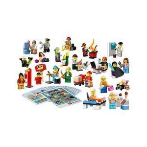 LEGO Education Community Minifigure Set 256pieza (S) Set da Costruzione–Gioco di Costruzioni, Multicolore, 4Anno (S), 256Pezzo (S) LEGO Minifigure LEGO