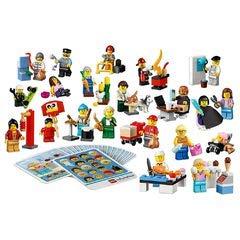 LEGO Education 45022 Gemeinschaftsfiguren Set (Lego Menschen)