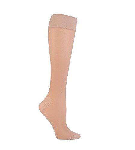 Sock Shop - Mujer calcetines medias compresion vuelos